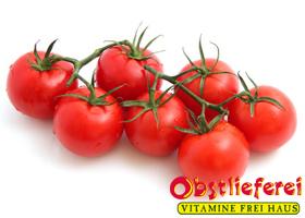 Tomaten am Strang, BIO